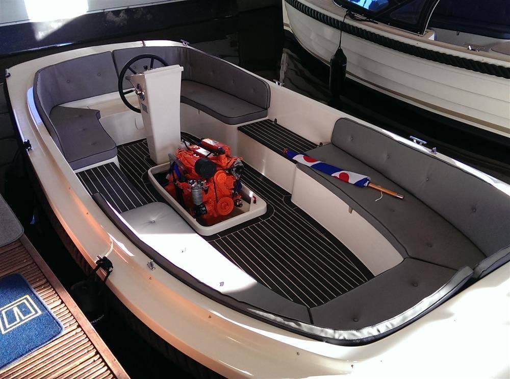 Dutch Diesel 45pk inboard motor NL fabricaat – AB marine ...
