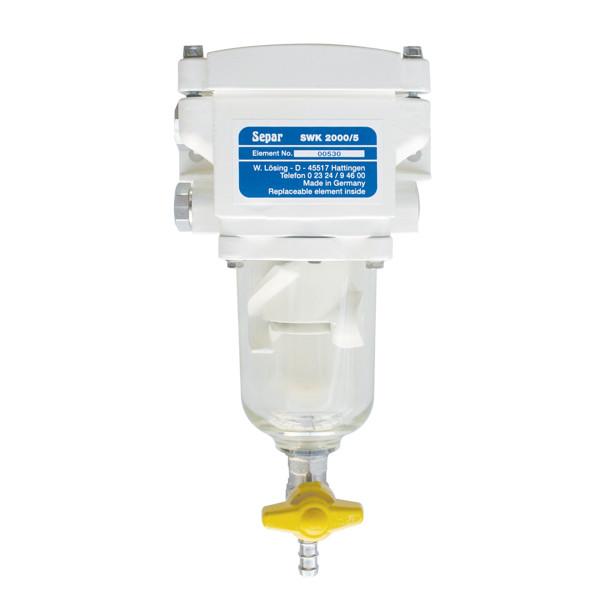 Dieselfilter Separ